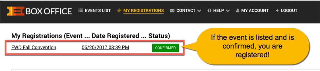 003 am i registered